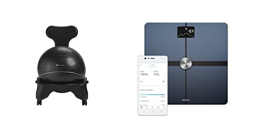 Geek Daily Deals Jan 03 2018 Yoga Ball Office Chairs Smart Scales Geekdad