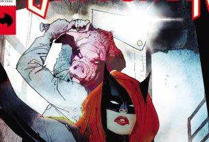 Batwoman #11 cover