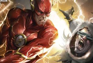 Flash #38 variant cover