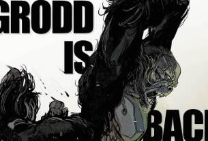Flash #39 cover Grodd