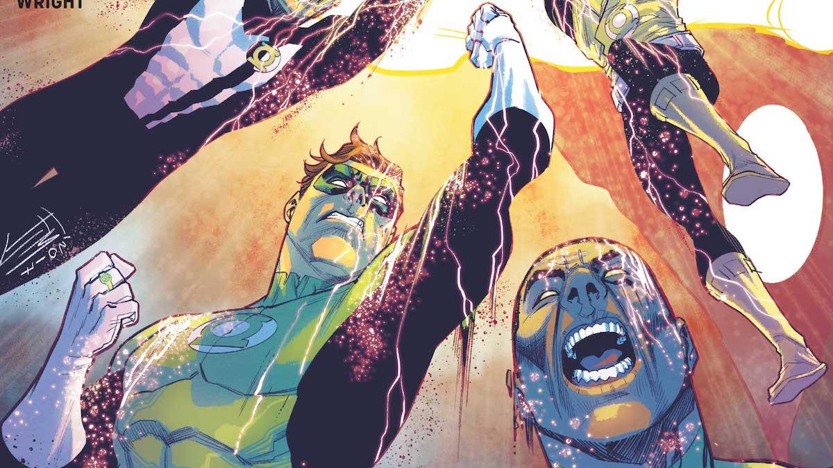 Hal Jordan & The Green Lantern Corps #36