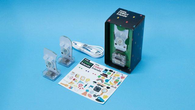Kit for Little Robot Friends