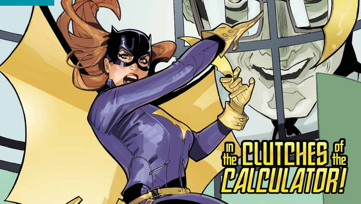 Batgirl and the Birds of Prey #19