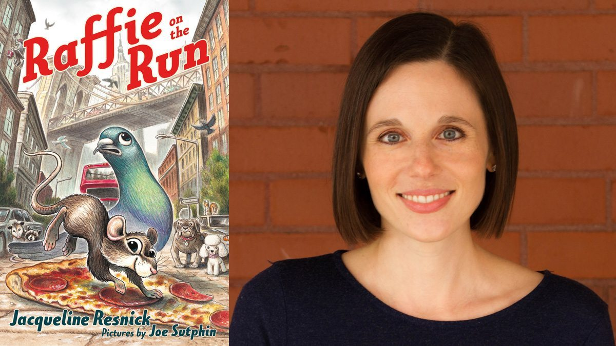 Raffie on the Run - Jacqueline Resnick