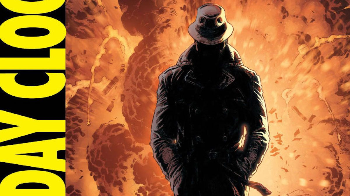 Review Doomsday Clock 4 Johns Channels Moore Geekdad