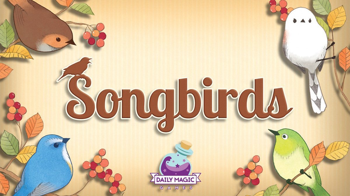 Songbirds cover
