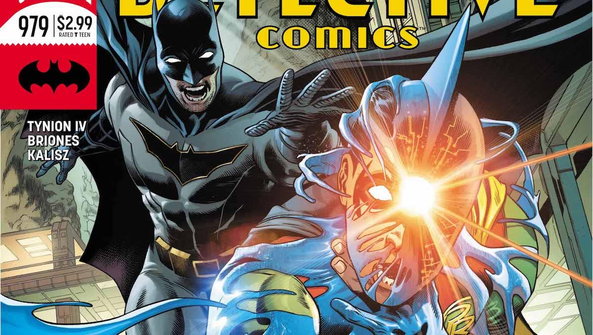 Detective Comics #979 cover