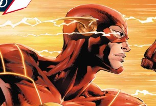 Flash #44 variant cover