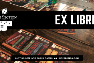 'Ex Libris' Review: The Dice Section Podcast