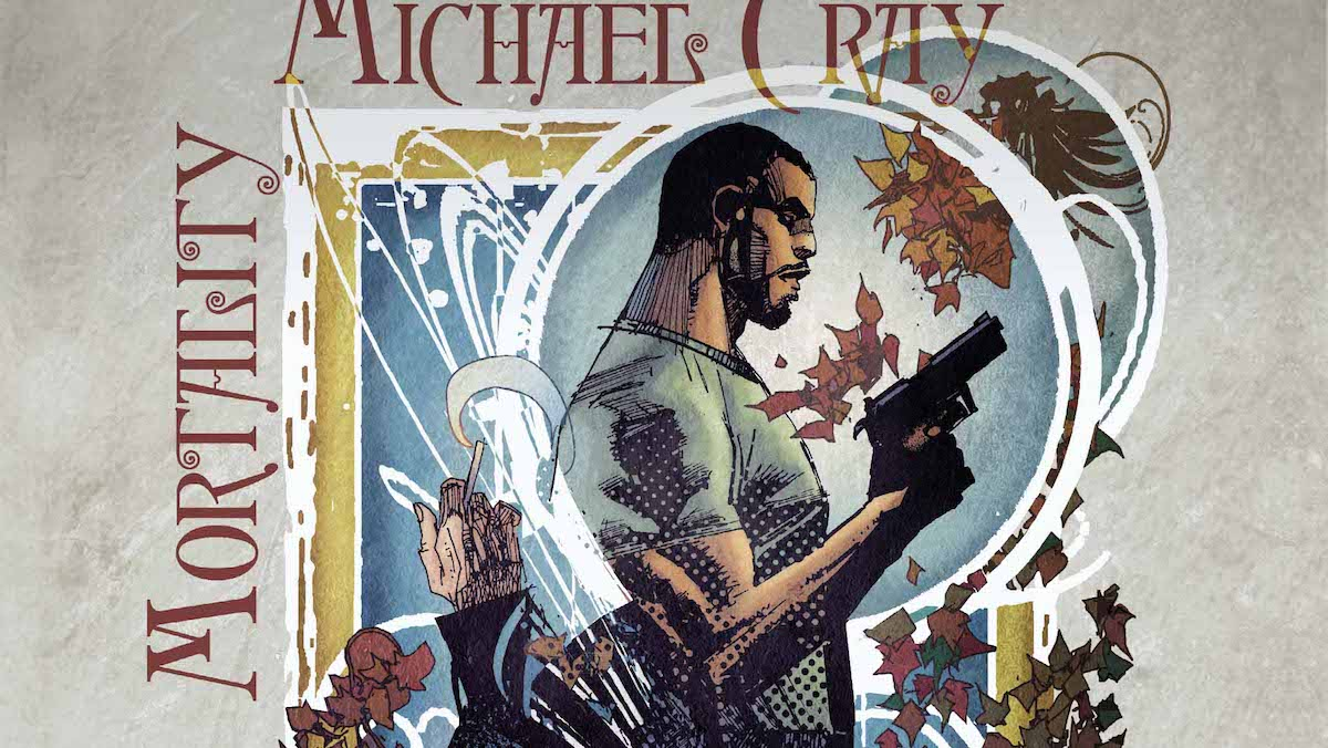 Michael Cray #7 cover