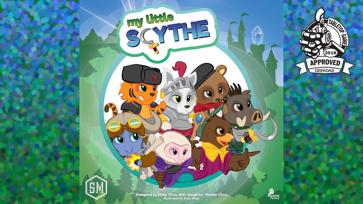 My Little Scythe cover