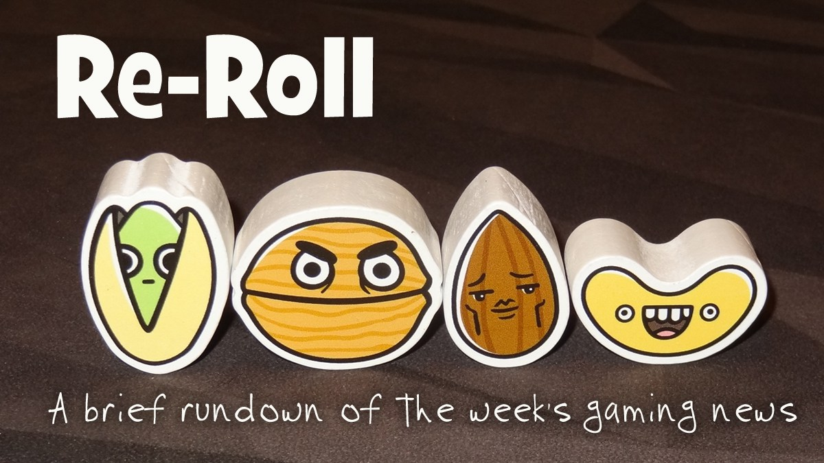 Re-Roll: Nut So Fast