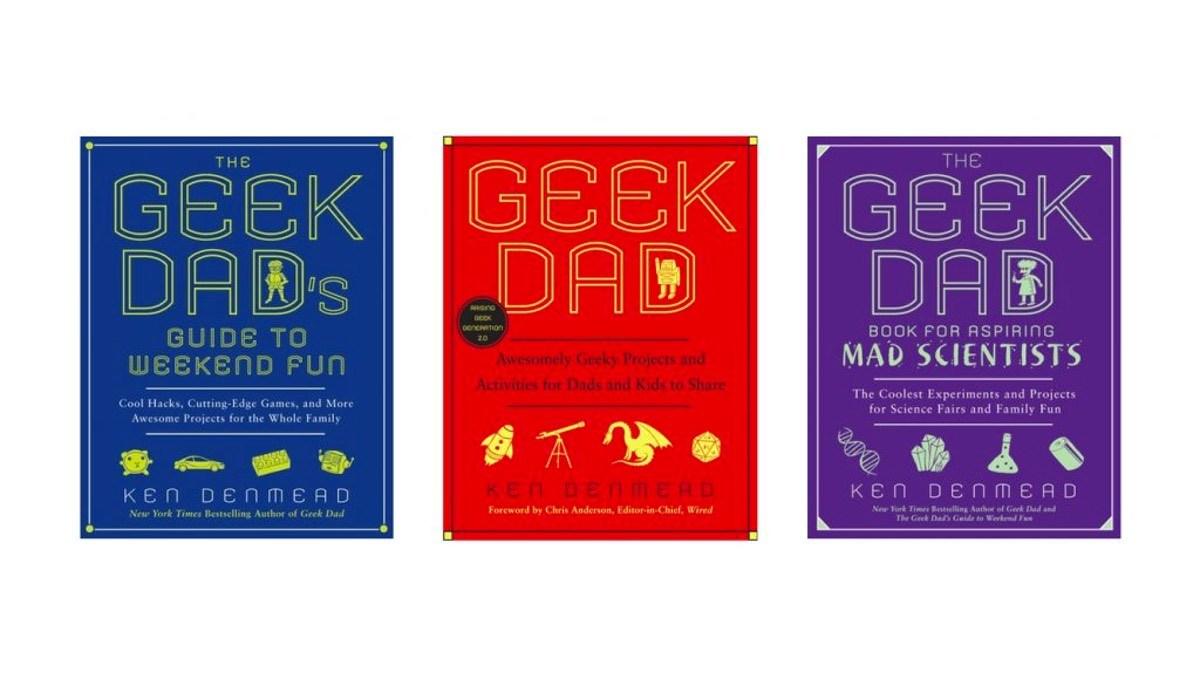 geekdad books