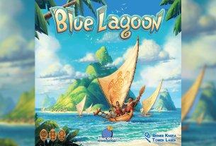 Blue Lagoon cover