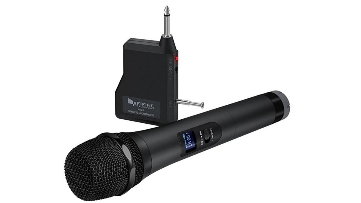 Geek Daily Deals 080218 wireless microphone