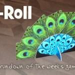Re-Roll: Pikoko card holder