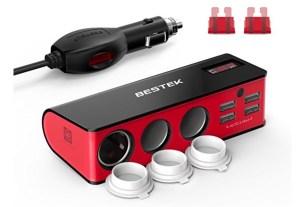 Geek Daily Deals 091418 12V outlet expander