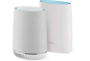 Orbi Voice Smart Speaker Mesh Network