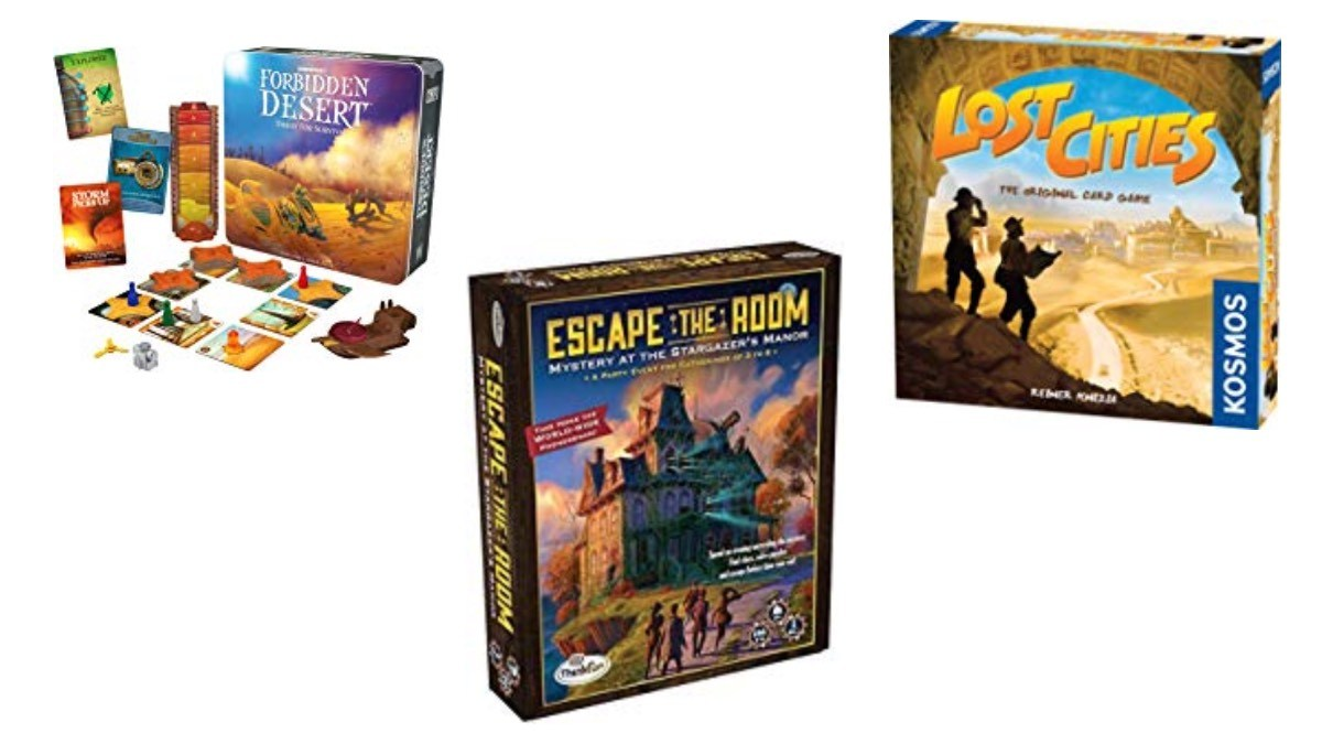 Geek Daily Deals 120318 tabletop games