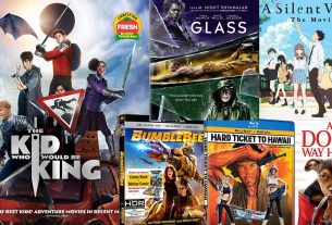 Blu-ray releases for April 2019