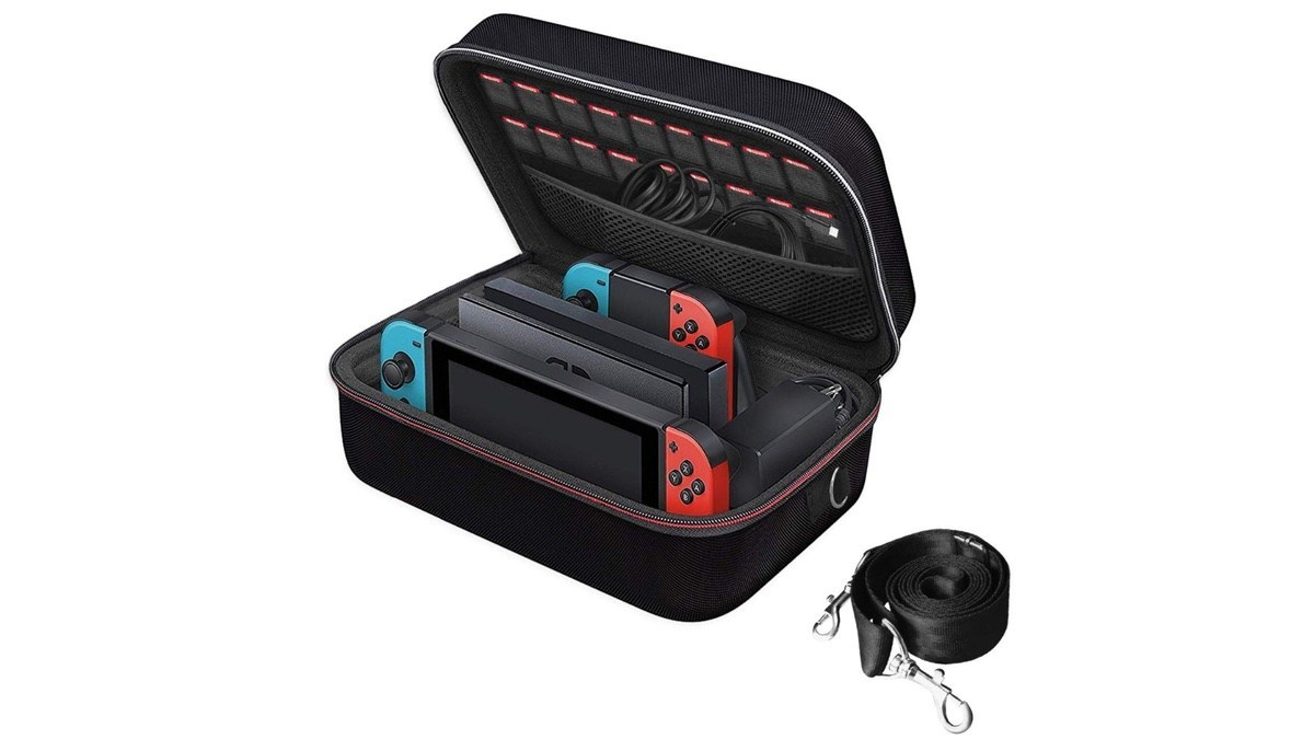 Geek Daily Deals 040919 nintendo switch hard case