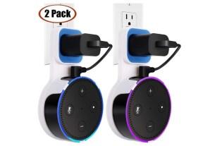 Geek Daily Deals 052619 echo dot wall brackets
