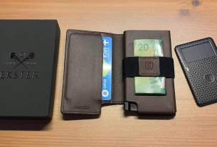 Ekster wallet review