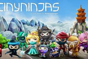 Tiny Ninjas box cover