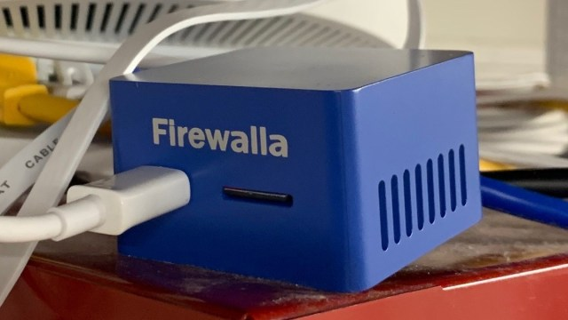 Firewalla Blue Network Security