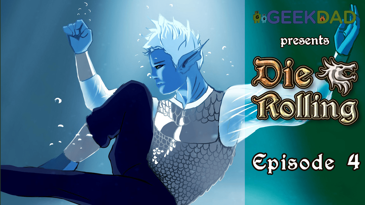 d&d actual play - dierolling episode 4