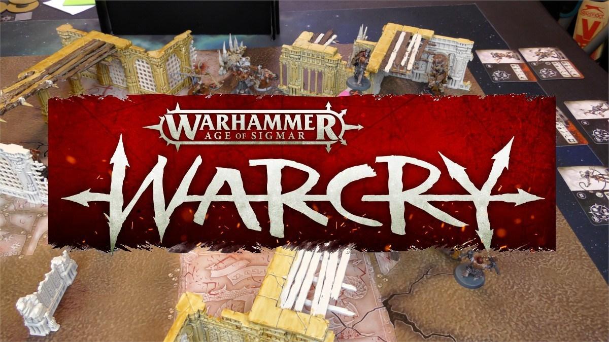 Warhammer AoS: Warcry