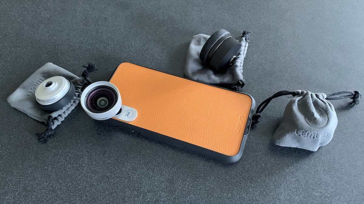 Lemuro iPhone lenses review