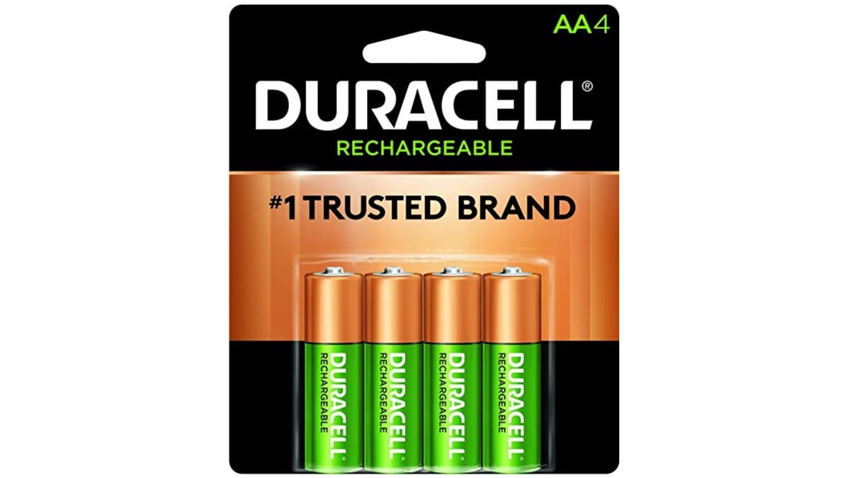 Geek Daily Deals 111919 rechargeable batteries