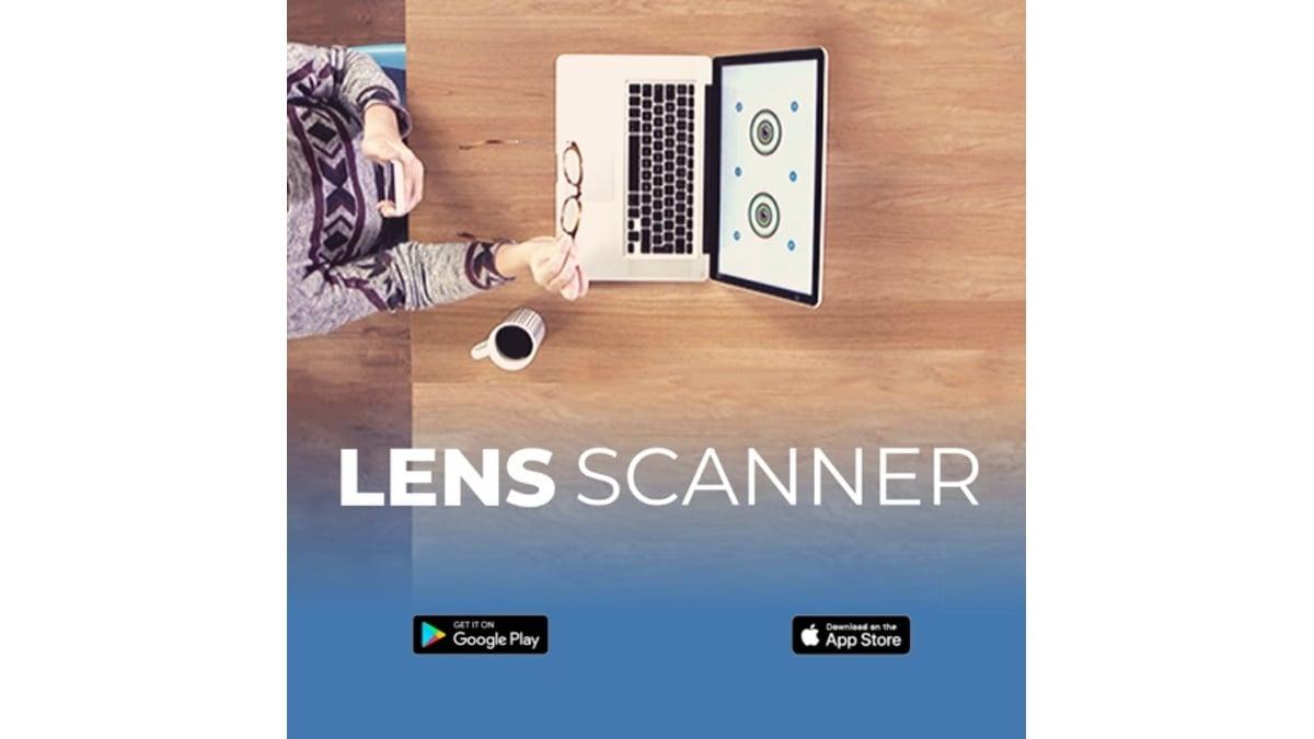 Lens Scanner App