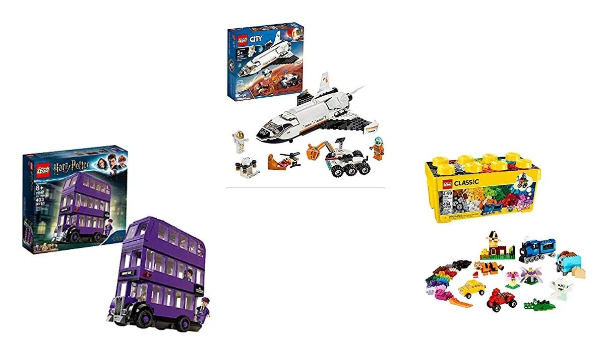 Geek Daily Deals 120419 lego