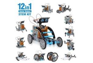 Geek Daily Deals solar robot stem kit