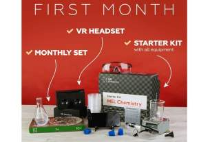 Geek Daily Deals 030620 chemistry subscription box