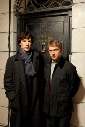 Sherlock–Modern Day Version Does Right by Holmes & Watson