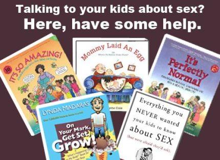 Sex Ed Books for Kids: Our Picks