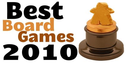 The Best Board Games of 2010