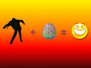 What Do Smart Zombies Want? Apps For Better Brains!
