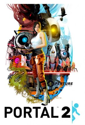 Portal 2 Done 70's Style