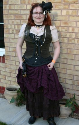 Creating a Steampunk Costume for the Cosplay Newbie (Part One)