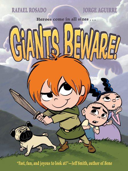 Giants Beware cover