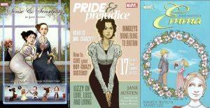Jane Austen Comics