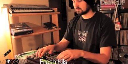 "More Than Meets the Ear: Fresh Kils' ""Cybertron Battle Routine"""