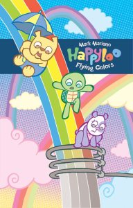 Mark Mariano, HappyLoo, comics for kids