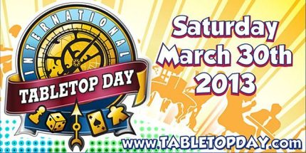 Was International TableTop Day Really Worthwhile?