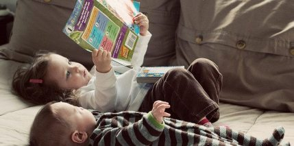 Study: The Nature and Nurture of Kids' Reading Development