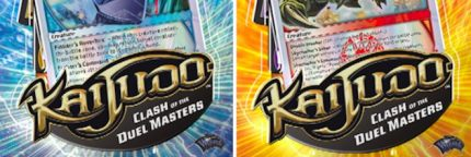 Your First Look At Two New Kaijudo: Clash Of The Duel Masters Expansion Cards!